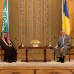 Întrevederea cu domnul Adel Bin Ahmed Al-Jubeir, ministru de stat pentru afaceri externe din Regatul Arabiei Saudite